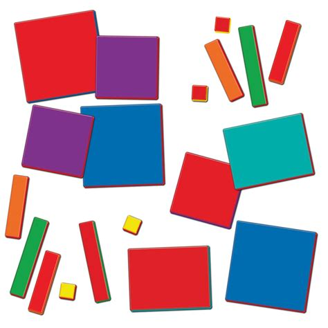 Algebra Tiles Manipulatives by Algebra Tiles Combination Classroom Kit Math