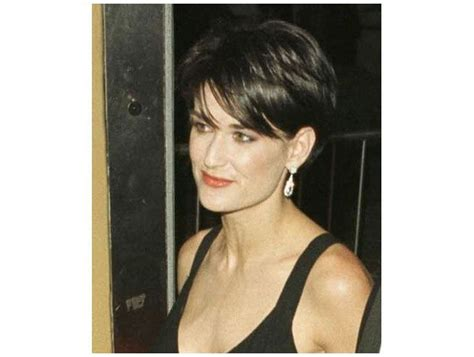 Demi Moore Shaved Her Head For 1997's
