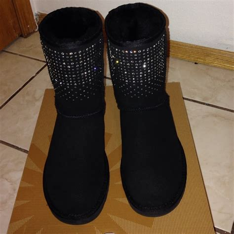 32 ugg shoes black uggs from karmin s closet on