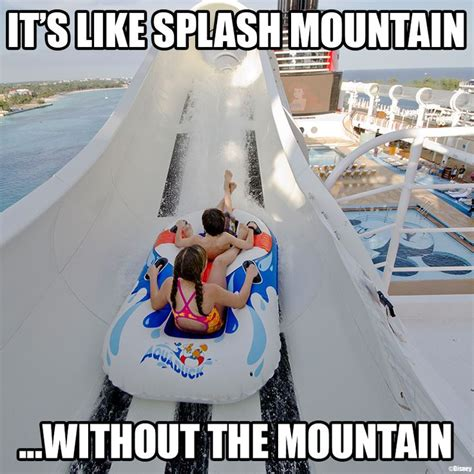 Cruise Meme - visit disneycruiseline for more disney cruise line humor and memes humor quotes