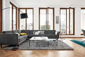 Große Couch In Kleinem Raum : d nische m bel mit boconcept kleine und gro e r ume ~ Lizthompson.info Haus und Dekorationen