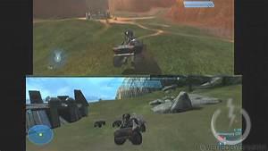 Poweredbygamers Halo Combat Evolved Vs Halo Anniversary