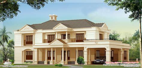 Luxury House Plans D