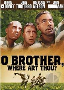 O Brother, Where Art Thou? DVD Movie