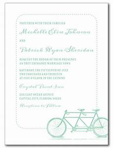 wedding invitations With wedding invitation wording journey
