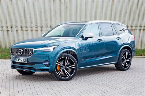 volvo xc shapes    diesel power auto