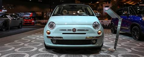 Find Your Fiat At The 2018 Chicago Auto Show