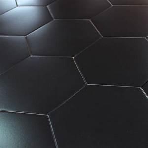 carrelage hexagonal noir With carrelage hexagonal leroy merlin