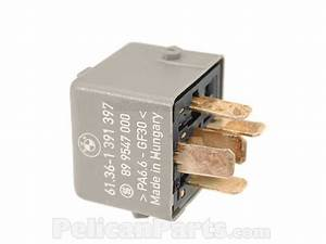 Bmw 8-series E31  1991-1997  - Switches  Motors  Relays  Fuses  U0026 Wiring
