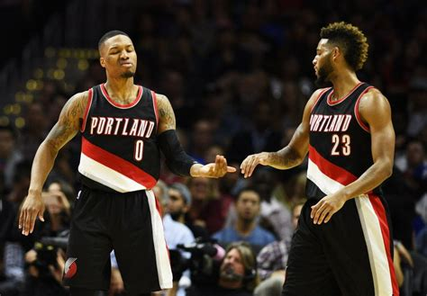 Portland Trail Blazers vs. Los Angeles Clippers in 2016 ...