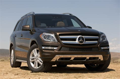 2013 Mercedesbenz Gl450 [wvideo] Autoblog