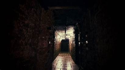 Scary Background Backgrounds Hallway Horror Corridor Abstract