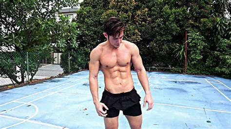 minute abs core workout youtube