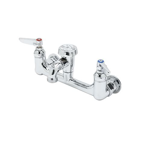 Mop Sink Faucet With Vacuum Breaker by T S B 0674 Pol Service Sink Faucet W Vacuum Breaker