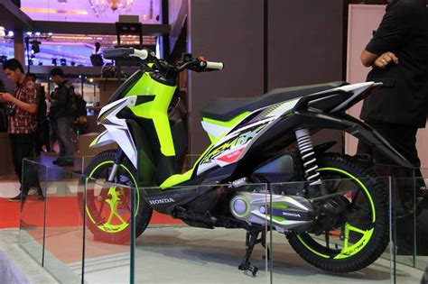 Nmax 2018 Kapan Launching by Nih Alasan Honda Beat Tak Mirip Motor Konsep Honda