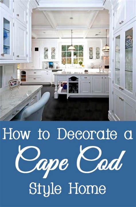 decorate  cape  style home cape  style
