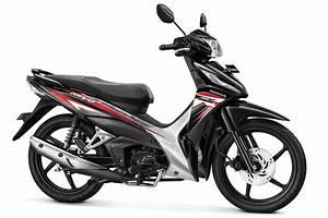 Pilihan Warna Honda Revo Fi Cw