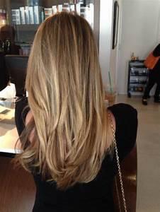 Balayage Cheveux Frisés : balayage pour votre cheveux long quelle couleur de cheveux tendance cheveux hair balayage ~ Farleysfitness.com Idées de Décoration