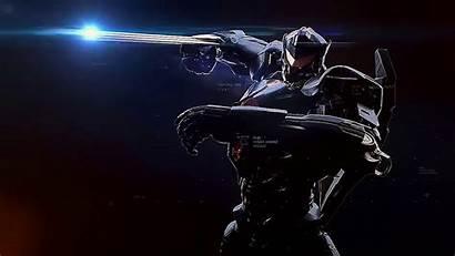 Rim Pacific Uprising Jaeger Avenger Gipsy 4k