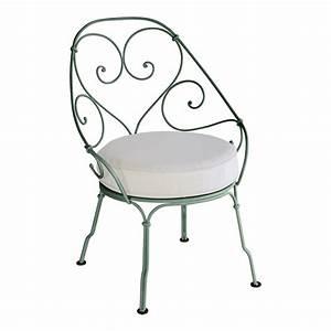 Fauteuil Fer Forgé : fauteuil de jardin en fer forg location de meubles ~ Teatrodelosmanantiales.com Idées de Décoration