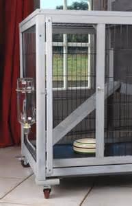 cage clapier lapin d interieur restland animaloo