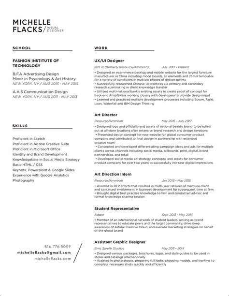 Design A Resume by 17 Best Free Ui Designer Resume Sles And Templates
