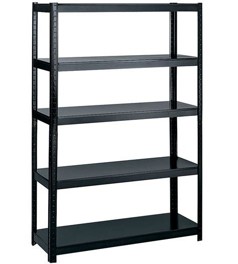 Shelving And Storage Units by Boltless Shelving Unit In Heavy Duty Storage Shelving