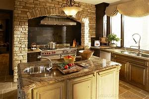 beautiful italian kitchen decorating ideas gallery With kitchen colors with white cabinets with italian wall art kitchen