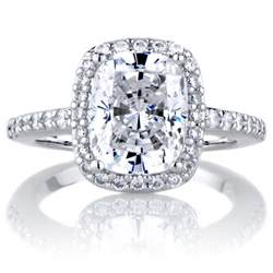 3 5 carat engagement ring amerie 39 s 2 5 carat cushion cut halo engagement ring