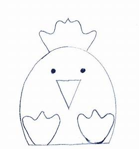 best photos of easter chick template easter chick With easter chick templates free