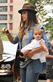 Camila Alves and her beautiful baby Vida join the boys on ...