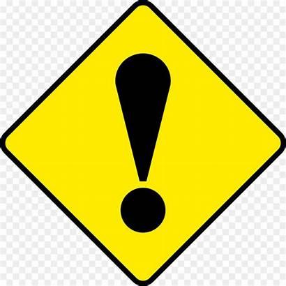 Clip Clipart Diamond Warning Construction Signs Road