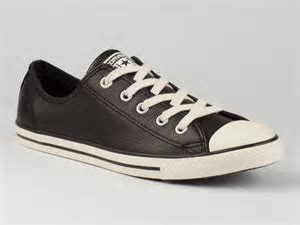 CONVERSE SCHUHE CHUCKS CT ALL STAR DAINTY OX SLIM SCHWARZ