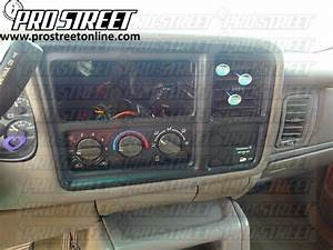 96 Chevy Suburban Wiring Diagram