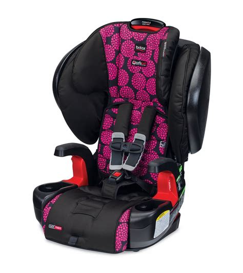 britax pinnacle clicktight booster car seat broadway