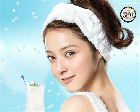 suntory  jp ad japanese models japanese fashion