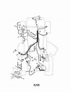 917 275701 Craftsman 24 0 Hp 48 In  Mower Electric Start