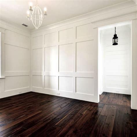 Shiplap Wood Flooring by Bedroom Board Batten And Shiplap Walls Walnut Wide