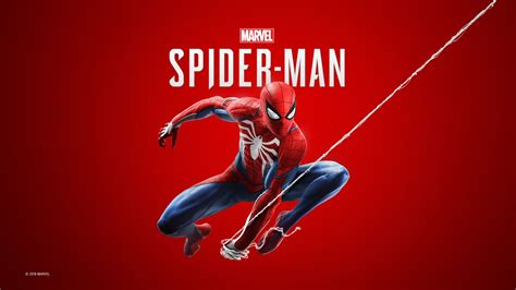 Wallpaper Spider-man, Marvel Comics, Playstation 4, 2018