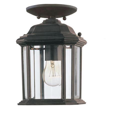 home depot outdoor hanging lights sea gull lighting kent 1 light outdoor black pendant