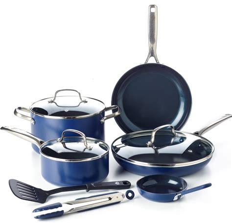 diamond cookware walmart stick non value piece dishwasher safe ceramic ultimate pieces shipping pans pots sets deal kitchen prices