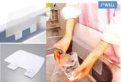 1pc new creative home dry kitchen wash basin sucker sink