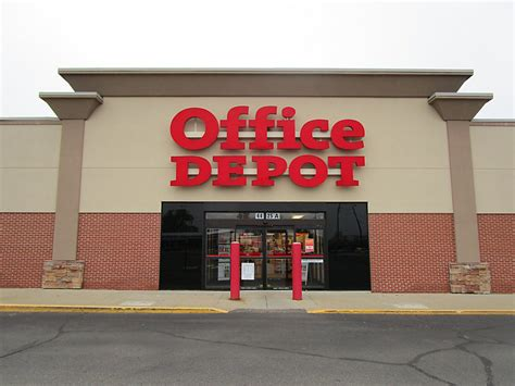 Office Depot Hours For Today by Office Depot 235 Kalamazoo Mi 49008