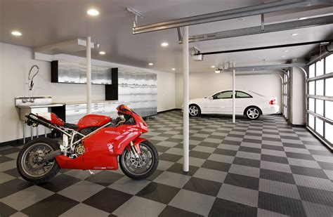 Garage Designs : Garage Interior Design Ideas To Consider