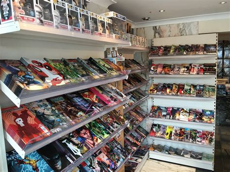 """Dc World On Twitter """"a Great New Comic Book Store Near Me"""