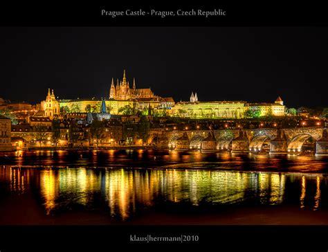 Prague Castle Prague Czech Republic Hdr Farbspiel