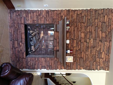 Architecture: Fascinating Faux Stone Siding For Wall