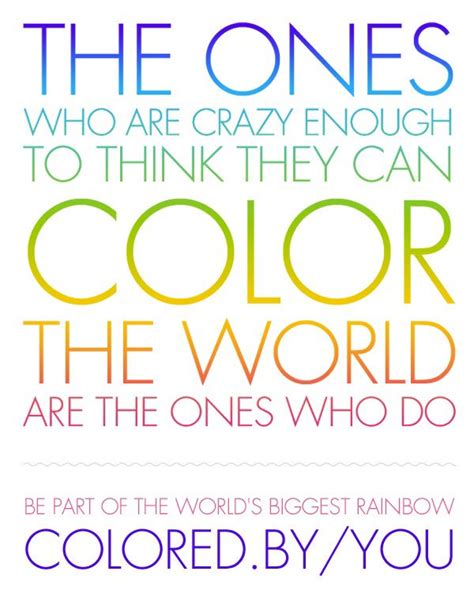 the color of my words 60 best color quotes and sayings