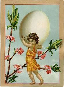 vintage easter egg image the graphics