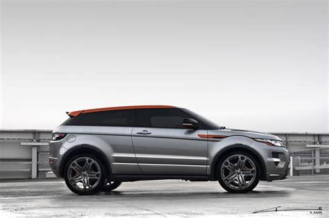 range rover evoque tuning   kahn design